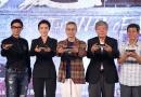 《龙之战》盛大首映 终极沙龙网上娱乐震撼发布成龙送祝福