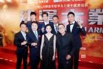 《建军大业》香港首映 刘昊然饰粟裕练近身搏斗