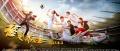 电影《谁是球王》发布终极海报 球王大赛一波三折
