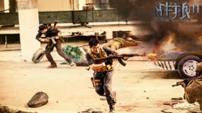 《战狼2》席卷海外 击败《敦刻尔克》成票房冠军