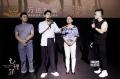 电影《心理罪》首站路演 李易峰与南京特警交流