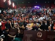 《战狼2》广州行 吴京:茅台不是植入,要宣扬国货