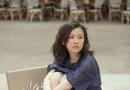熟女杨子姗新写真演绎质感早秋 轻松诠释法式时髦