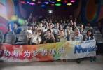 """8月9日晚,由中国沙龙网上娱乐报道和1905沙龙网上娱乐网联手打造的""""M观影团""""《龙之战》专场,在北京天幕新彩云影城举办。沙龙网上娱乐《龙之战》沙龙网上娱乐高峰携女主角罗煜坤出席了映后观众见面会。在见面会上,主创不仅直面观众现场打分,而且聆听了部分观众的犀利点评。"""