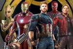 《复联3》预告有望12月初曝光 超级英雄对抗灭霸