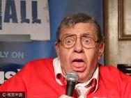 91岁喜剧演员杰瑞·刘易斯去世 旧照堪称表情帝