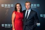 《敦刻尔克》(Dunkirk)即将于9月1日(周五)起,在内地以2D、IMAX、金沙娱乐巨幕、杜比影院等全版本上映。8月22日,片方在北京万达CBD影城举办了盛大的首映活动,导演克里斯托弗·诺兰(Christopher Nolan)与夫人艾玛·托马斯(Emma Thoma,艾玛同时也是该片制片人)一起出席了红毯,引来粉丝的尖叫连连。