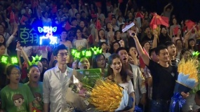 《战狼2》曝路演特辑 全国劲跑30城