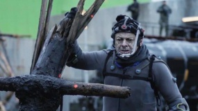 《猩球崛起3:终极之战》幕后花絮