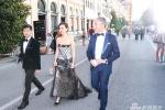 《战狼2》卢靖姗与徐娇迟到 错过威尼斯开幕红毯