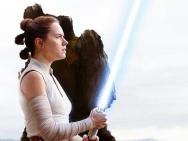 《星战8》曝概念图 蕾训练使用光剑莱娅公主端庄