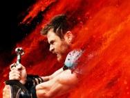 《雷神3》曝人物海报 漫画风满满色彩迷幻闪瞎眼