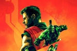 《雷神3》曝新IMAX海报 红色雷神对阵绿色浩克