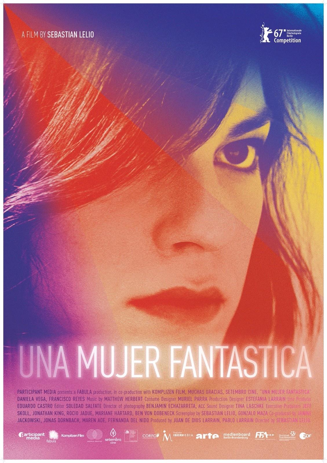 智利选送《普通女人》参加奥斯卡最佳外语片角逐