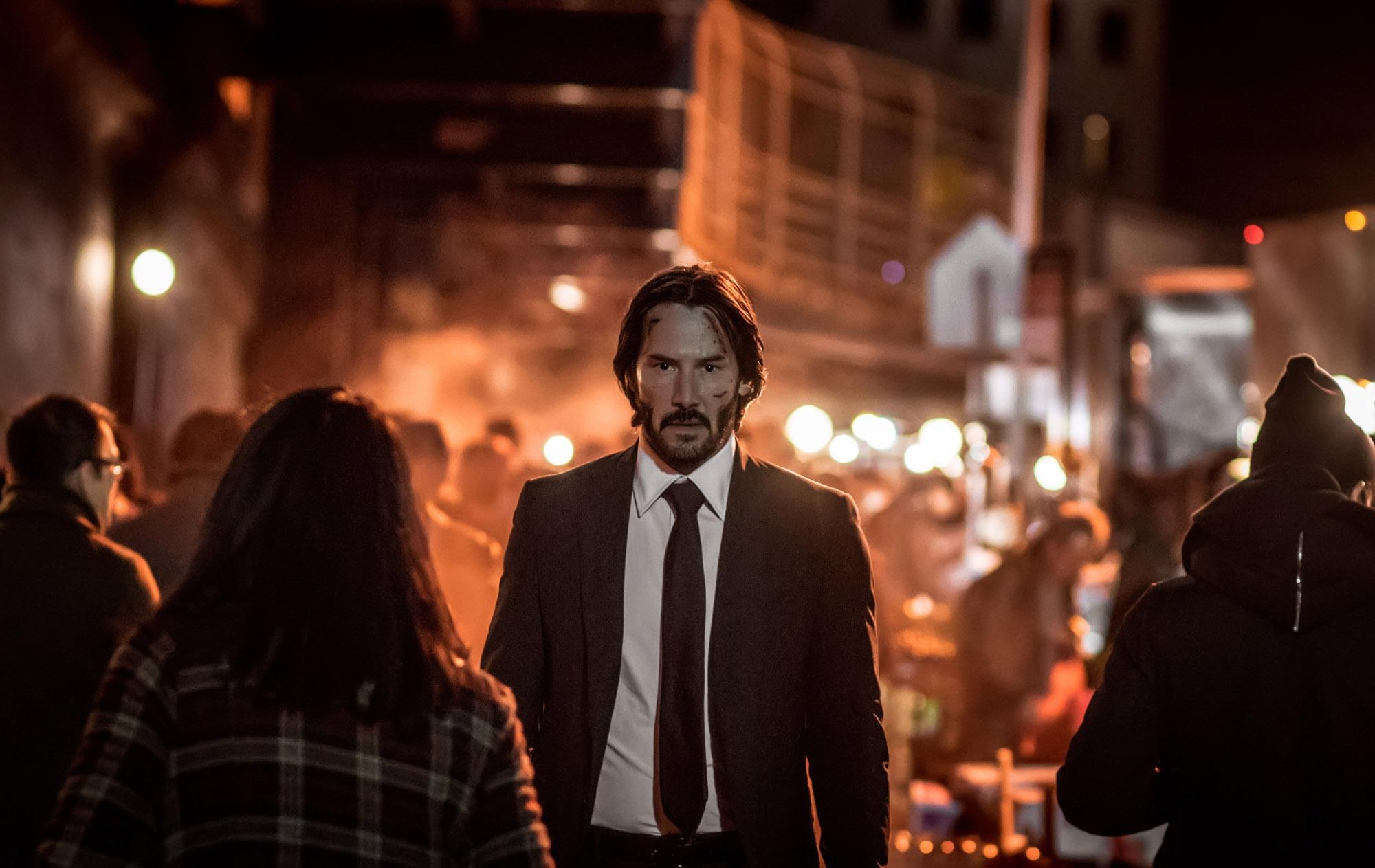 《疾速追杀3》定档2019年5月 主创全员回归剧组_好莱坞