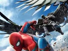 《蜘蛛侠:英雄归来》热映 票房近7亿破系列纪录