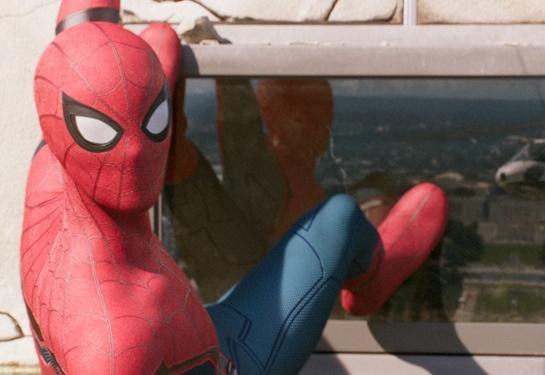 蜘蛛侠:英雄归来