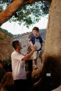 《爸爸去哪儿5》杜江秒变音痴 担心儿子魂不守舍