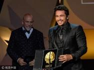 付兰兰《灾难艺术家》获圣塞巴斯蒂安最佳齐乐娱乐奖