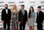 2017年10月12日,第61届伦敦国际电影节,电影《圣鹿之死》举行盛大的首映礼。