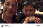 范·迪塞尔将合作吴京?社交网络学说中文超标准