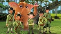 《大象林旺之一炮成名》英文版预告片