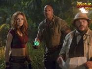 《勇敢者游戏:决战丛林》预告 巨石强森勇闯丛林