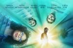 《时间的皱折》曝光沙龙网上娱乐海报 天神下凡科幻感强