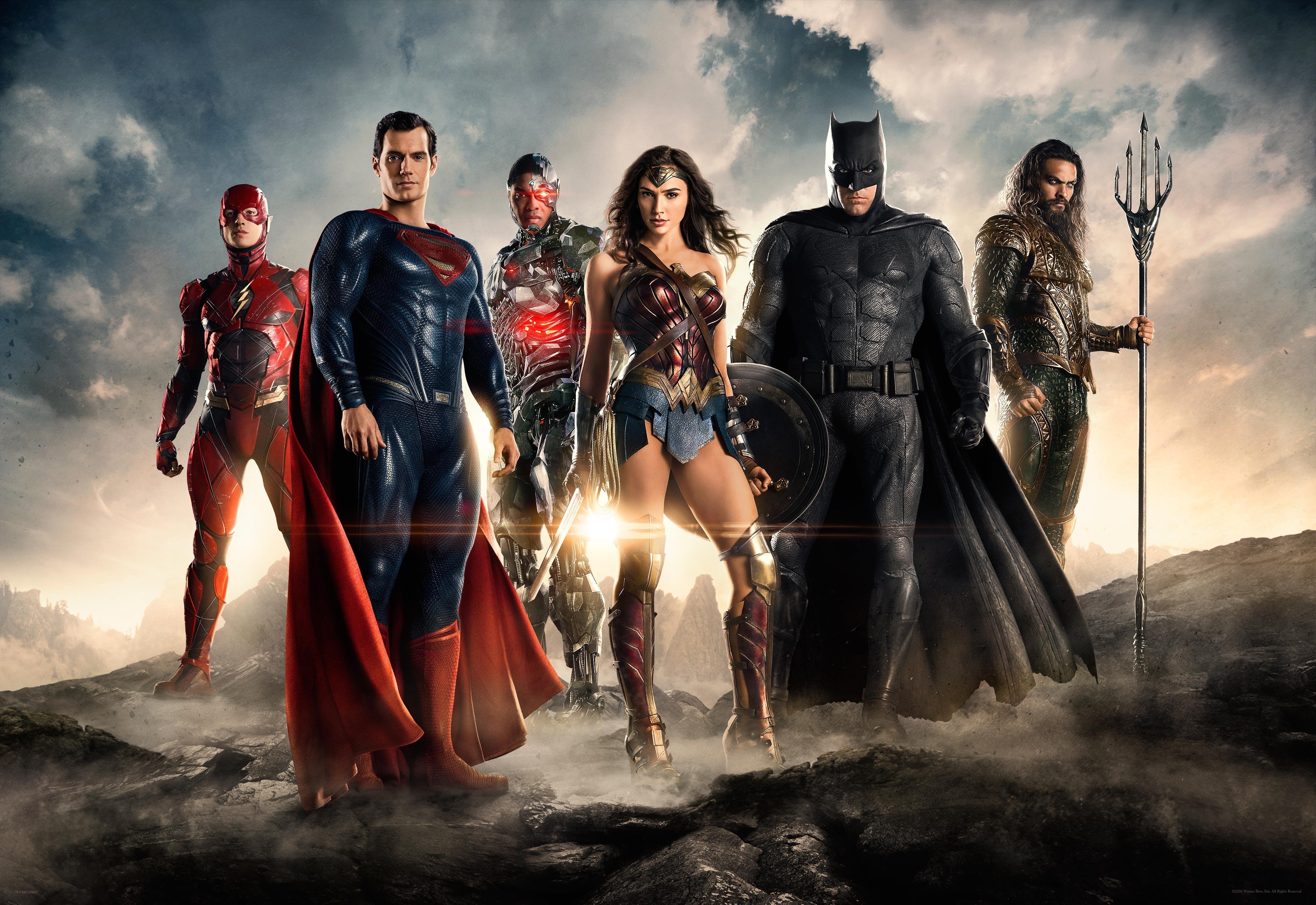 《正义联盟》彩蛋全解析 你将看到DC宇宙的未来_电影策划_电影网 ...