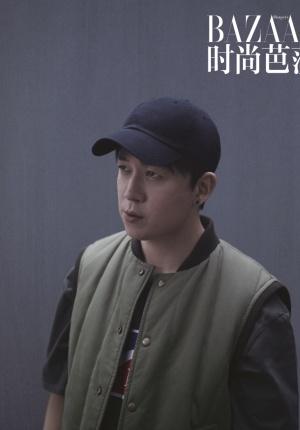 潘粤明李现联手上演悬疑风大片 造型有范眼神有戏
