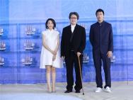 沙龙网上娱乐徐浩峰携《刀背藏身》剧组亮相丝路沙龙网上娱乐节