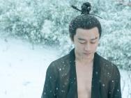 """《妖猫传》曝黄轩特辑 被""""虐""""雪天光膀站成雪人"""