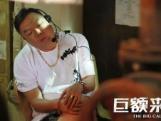 姜超:《巨额来电》暴打蒋梦婕 拍吞炭戏险毁容