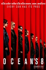 电影《八罗汉》公布正式海报 女贼天团吹响集结号