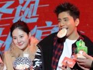 《英雄本色2018》西安路演 王大陆吃馍变外卖小哥