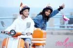 张歆艺沙龙网上娱乐首部作品抱怨袁弘:探班跟没来过一样