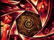 """《时空终点》""""杀戮""""版海报 循环如噩梦无限往复"""
