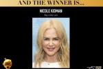 妮可·基德曼凭《大小谎言》登顶 女神侃侃而谈