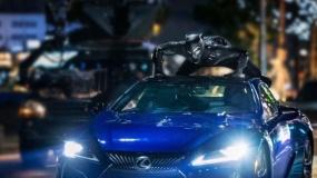 《黑豹》X Lexus 超级碗特别广告