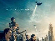 《移动迷宫3》上映首周夺冠《敌对分子》逆袭