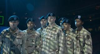 《比利·林恩的中场战事》影评 不失望的李安电影