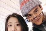 彭于晏与美女合影被传恋爱 但他的表情已说明一切