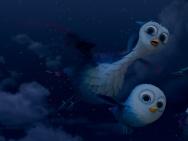 《飞鸟历险记》定档3.8 超萌法式小鸟逆袭成长