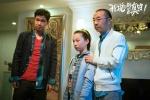 《我说的都是真的》新片场照 刘仪伟拍小人物喜剧