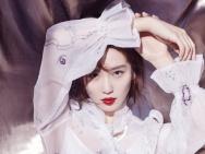 刘诗诗曝全新封面大片 时尚演绎她的温暖春意