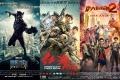 《黑豹》首周4亿 《红海》逆袭成影史票房季军