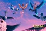 法式动画《飞鸟历险记》热映 超萌小鸟飞越世界