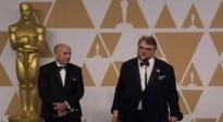 走进奥斯卡颁奖典礼幕后 一起聆听获奖者们的心声