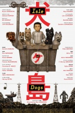"""《犬之岛》获观众选择奖 被赞""""超级享受大礼包"""""""