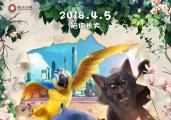 《猫与桃花源》曝终极预告 打造4月最强亲子电影